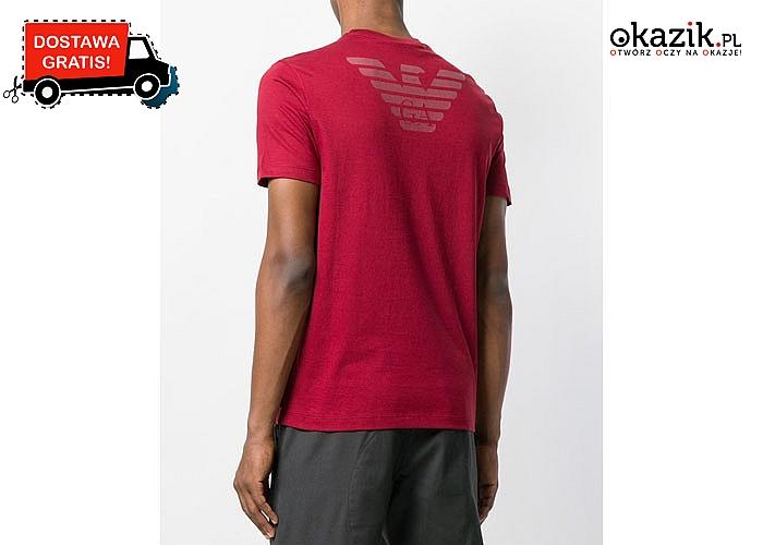 Koszulka męska Giorgio Armani! Szeroki wachlarz kolorów i rozmiarów! Doskonała jakość!