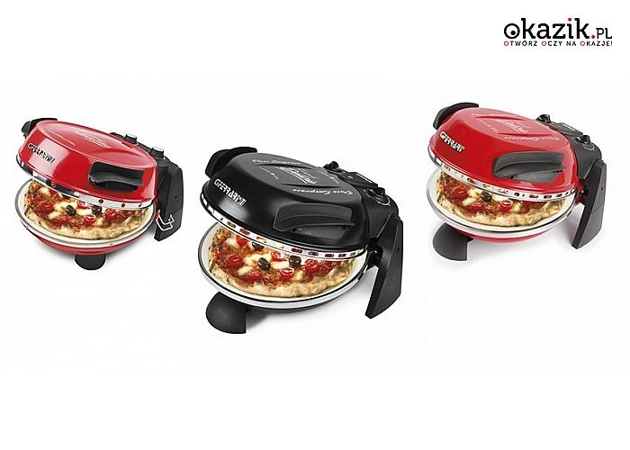 Oryginalny włoski piec do pieczenia pizzy! Trzy modele do wyboru