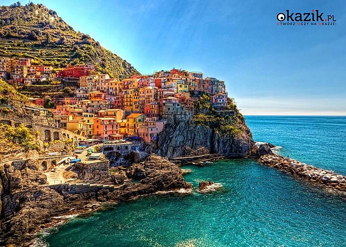 Wycieczka do Włoch z Mediolanem i Cinque Terre! Hotel***! Śniadania i obiadokolacje! Opieka pilota!