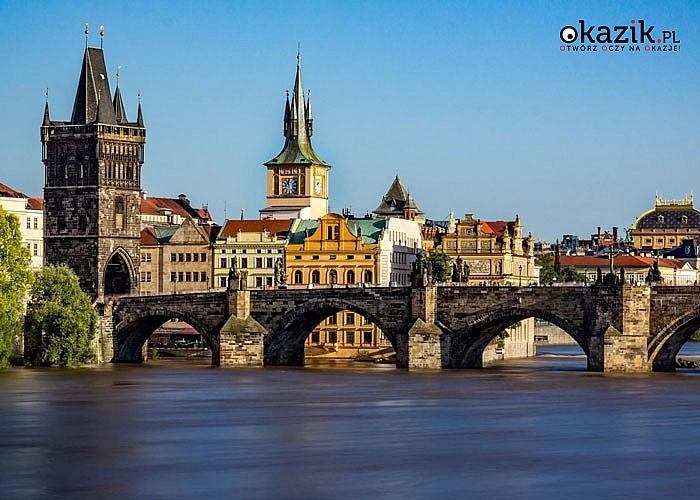 Wycieczka do Pragi z noclegiem w hotelu***! Przejazd autokarem! Opieka pilota!