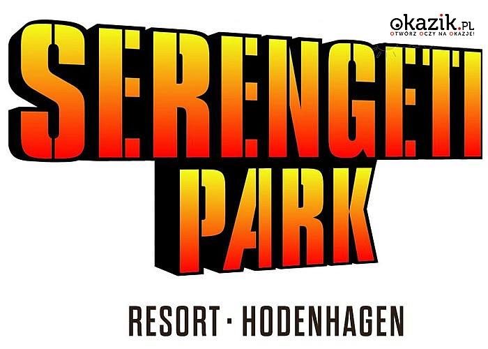 Serengeti Park! Doskonałe połączenie parku rozrywki z safari! Autokar klasy PREMIUM! Opieka pilota!