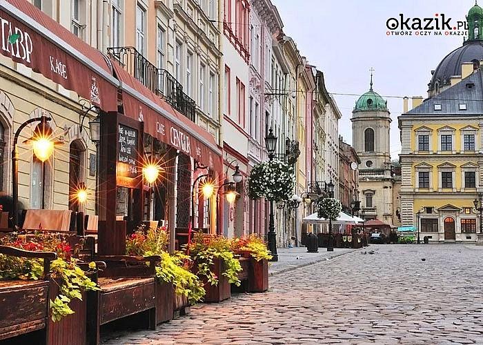 Przepiękny Lwów! 4-dniowa wycieczka! 2 noclegi w hotelu*** + śniadania! Przejazd autokarem! Opieka pilota!
