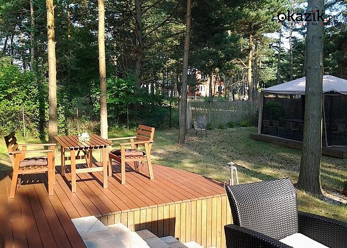 Tygodniowy wypoczynek w Willi Vinci w Rozewiu na Kaszubach!!Śpiew ptaków o poranku!!Sauna!!Bilard!!Komfortowe pokoje!