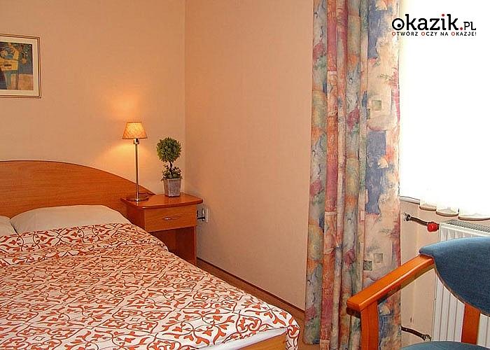 Hotel Europa w Jastrzębiej Górze! Komfortowe pokoje! Śniadania! Sauna!