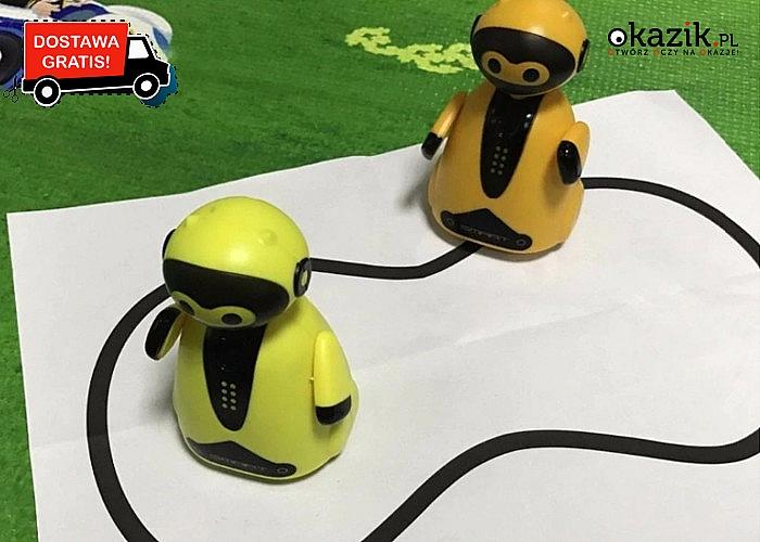 Coś niesamowitego! Zabawka pobudza wyobraźnię i sprawia dziecku niezwykłą radość!