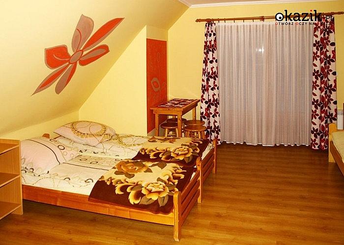 Piękne Podhale! Dom Wczasowy Cudzichówka w Białym Dunajcu! Śniadania i obiadokolacje! Komfortowe pokoje!