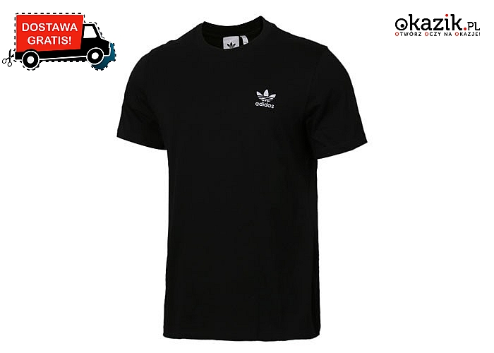 Bluzka męska Adidas! Dla aktywnych i stylowych mężczyzn! Doskonała jakość wykonania!