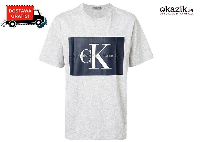 Bluzka męska Calvin Klein! Mnóstwo wzorów! Doskonała jakość! Idealna na co dzień!