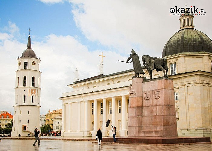 Wilno – Kaziuki! 3-dniowa wycieczka na najsłynniejszy litewski jarmark! Autokar klasy LUX! Opieka pilota!