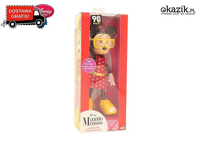 Oryginalna Minnie Mouse! Disneyowska postać w 4 wariantach do wyboru