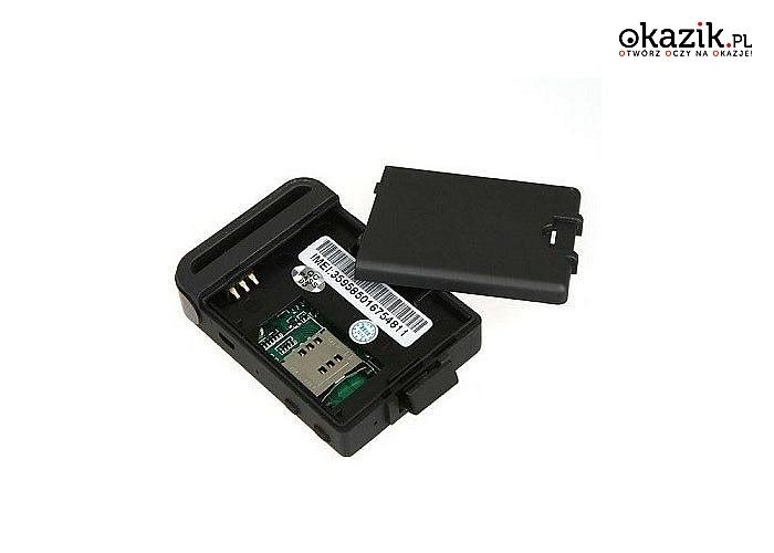 HIT! Miniaturowy lokalizator GPS do monitorowania osób i ładunków! Najwyższa jakość!