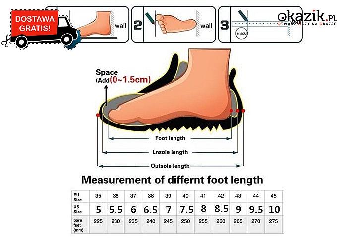 Niepowtarzalna okazja! Sportowe buty Nike w rewelacyjnej cenie!
