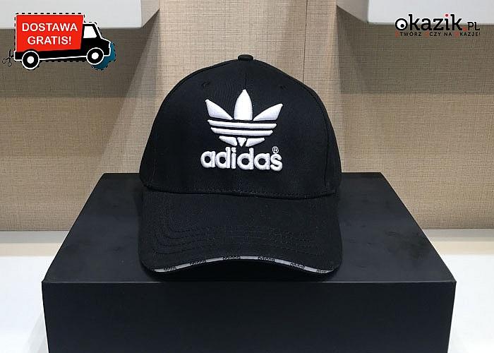 HIT! Oryginalna czapka z daszkiem ADIDAS!