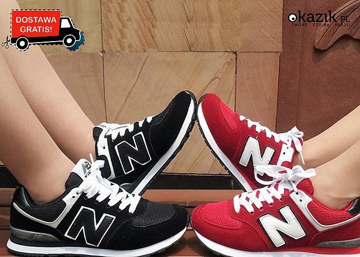 Damskie i męskie buty New Balance!! Duży wybór kolorów i rozmiarów!!