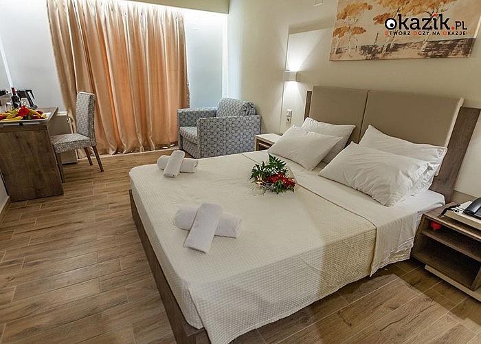 Luksusowe pobyty nad samym morzem! Bomo Rethymno Beach****- nowy hotel z prywatną plażą!