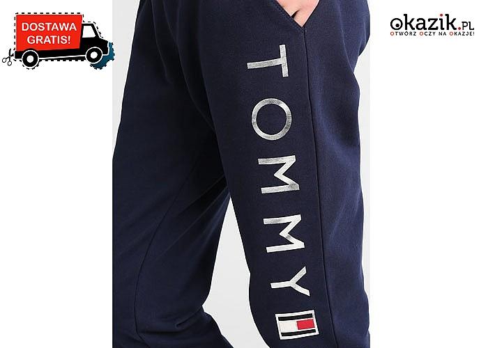Dresowe spodnie damskie Tommy Hilfiger! Doskonała jakość! Dwa kolory! Cztery rozmiary do wyboru!