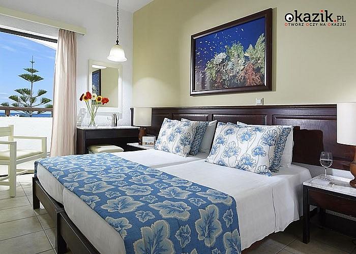 Połącz odpoczynek z rozrywką! Rodzinne wakacje w Albatros SPA Resort Hotel***** W Hersonissos