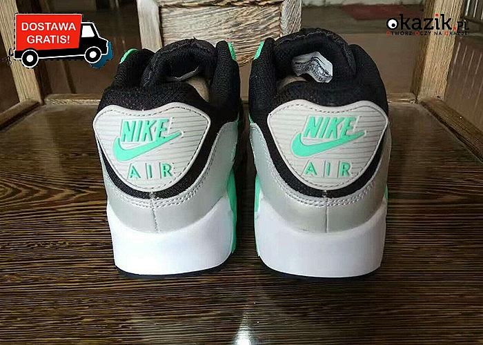 WOW!  Nike Air Max w oryginalnym kolorze!