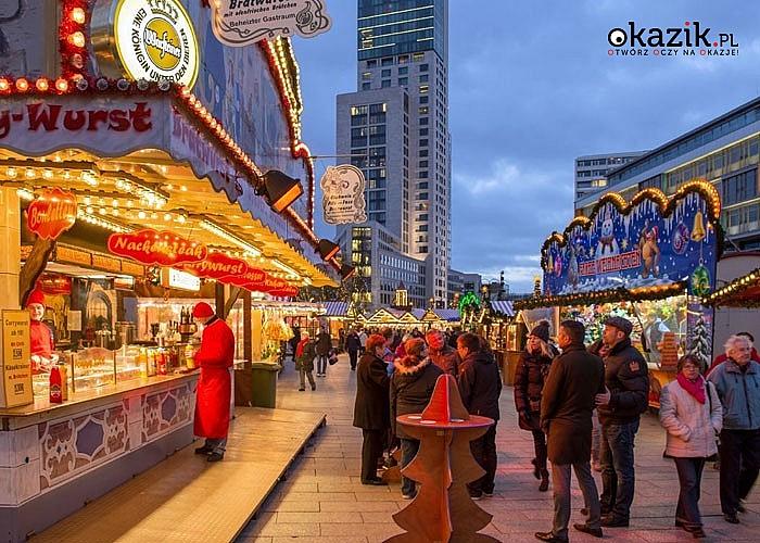 Jarmark Bożonarodzeniowy w Berlinie! Autokar klasy LUX! Zwiedzanie według programu! Opieka pilota!