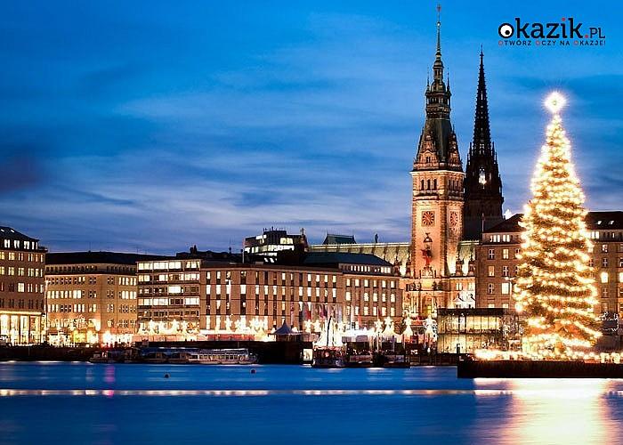 Nie taki święty jarmark w Hamburgu! Autokar klasy LUX! Opieka pilota! Odwiedź jarmark dla dorosłych!