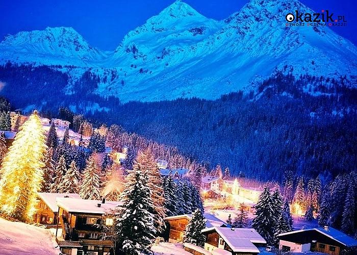 Święta w Szwajcarii! Autokar klasy LUX! Opieka pilota! Zwiedzanie!