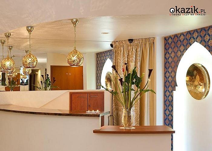 Zafunduj sobie odrobinę relaksu! Pobyty z zabiegami SPA w Hotelu Spa & Wellness Abidar w Ciechocinku.