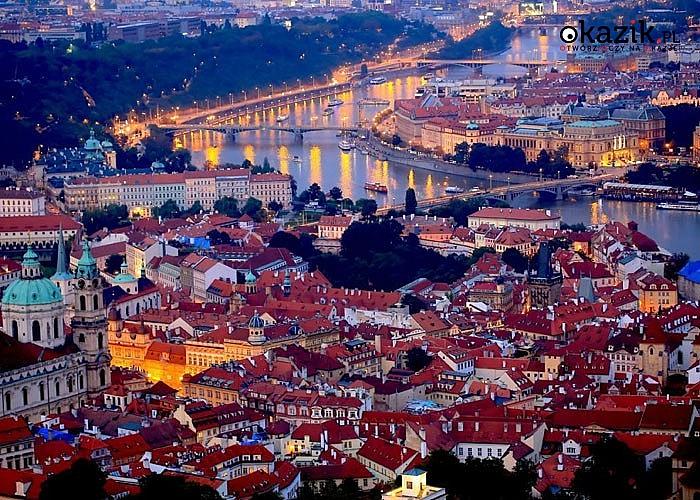 Tysiące fajerwerków w Czeskiej Pradze! Wybierz się na niezapomnianego Sylwestra do najpopularniejszej stolicy Europy!