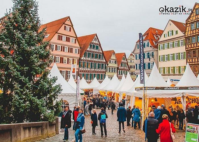 Świąteczny Festiwal Czekolady w Tybindze + Hohenzollern! Autokar klasy PREMIUM! Opieka doświadczonego pilota!