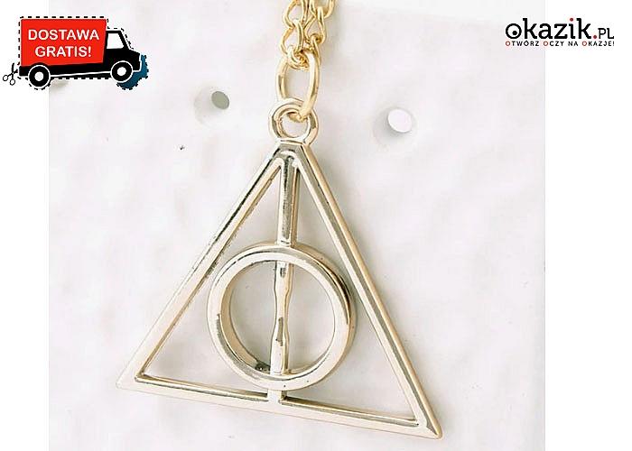 Woow!  Magiczne naszyjniki z motywami z serii o Harrym Potterze!!