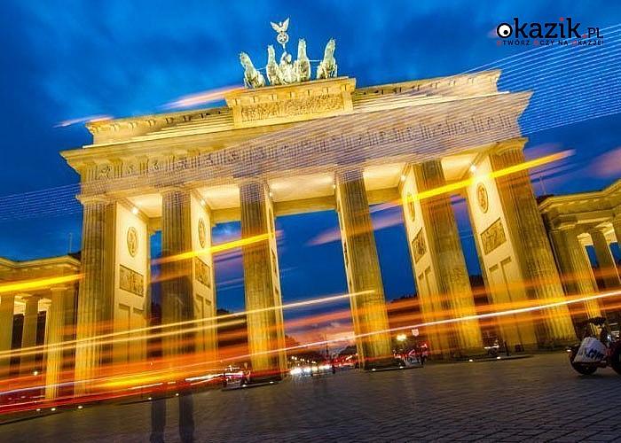 Tętniąca życiem, muzyką i światłami stolica Niemiec zaprasza na niezapomnianą sylwestrową imprezę! Autokar LUX!