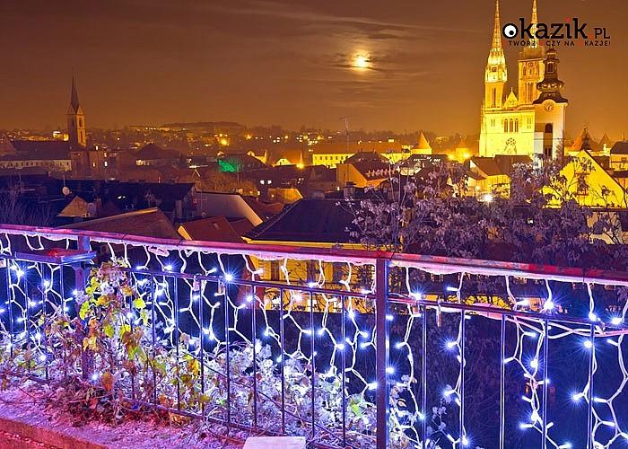 Świąteczny czas na Słowenii. Ljubliana i Zagrzeb zapraszają na niesamowite Jarmarki.