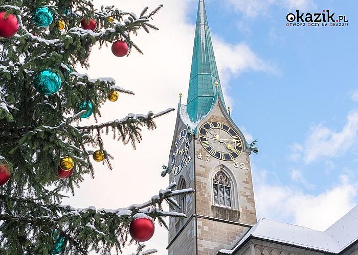 Świąteczne zwiedzanie! Bazylea i Zurych zapraszają na niesamowite Jarmarki Bożonarodzeniowe!