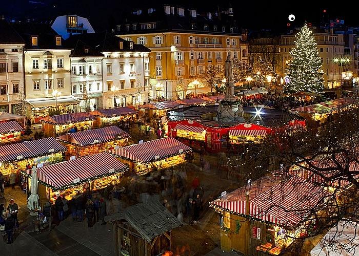 Jarmarki Bożonarodzeniowe we Włoszech! Werona, Rovereto, Trydent, Bolzano! Autokar PREMIUM! 2 noclegi! Śniadania! Pilot!
