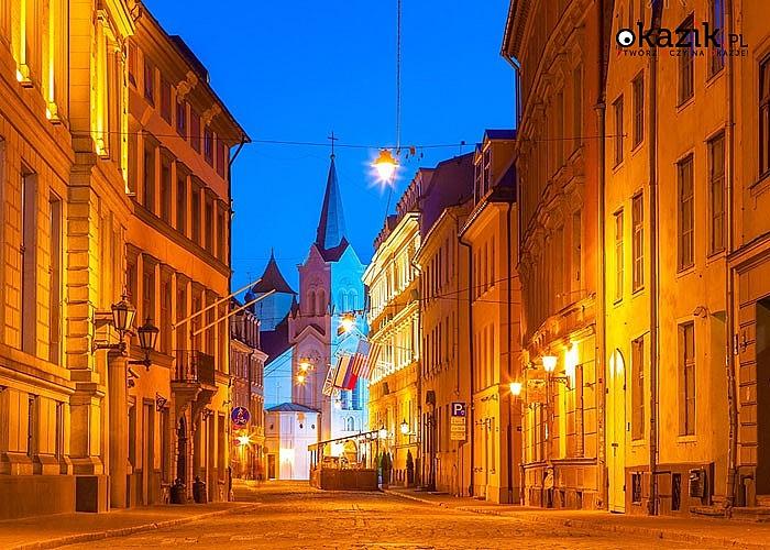 Świąteczne 3 stolice bałtyckie - Tallin, Helsinki i Ryga! Wycieczka objazdowa + zwiedzanie Jarmarków Bożonarodzeniowych.