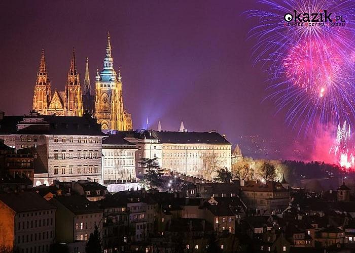 Idealny plan na powitanie Nowego Roku! Sylwester w Pradze! Autokar klasy PREMIUM! Nocleg w hotelu! Śniadanie!