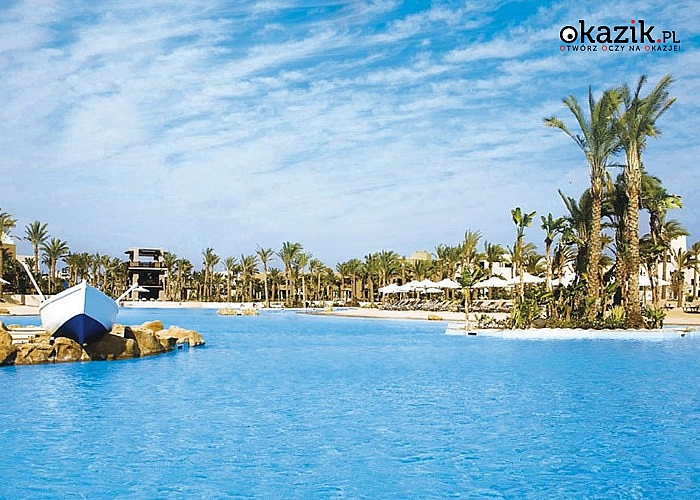 Egipt na luksusowe, 14-dniowe wakacje! Rejs po Nilu połączony ze zwiedzaniem i tygodniowy pobyt w Port Ghalib Resort****