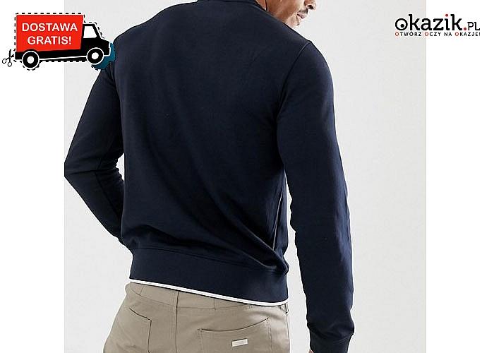 PRAWDZIWA OKAZJA!  Stylowa bluza męska marki ARMANI EXCHANGE !