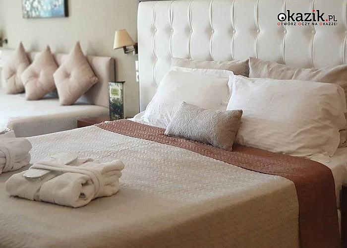 Oderwij się od tradycji! Spędź Święta w Secret Paradise Hotel & Spa**** w malowniczej miejscowości Kalikratia