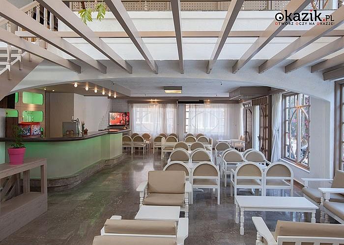 Urlop w malowniczym Agios Nikolaos! Apollon Hotel- przytulny hotel kilka kroków od plaży.