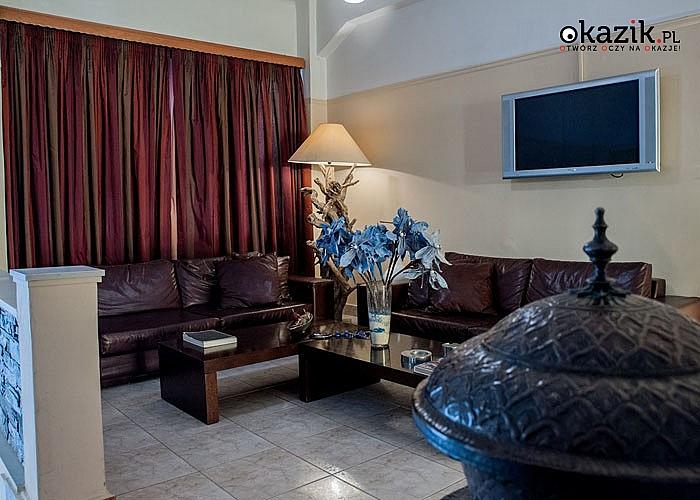 Święta w nadmorskiej miejscowości Loutraki! 7-dniowy pobyt w Plaza Hotel***