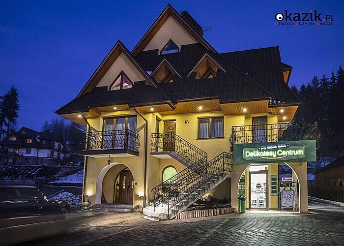 Dom Wypoczynkowy Sykowny w Białym Dunajcu! Pobyt jesienny u stóp dostojnych Tatr! Eleganckie pokoje! Śniadanie w cenie!