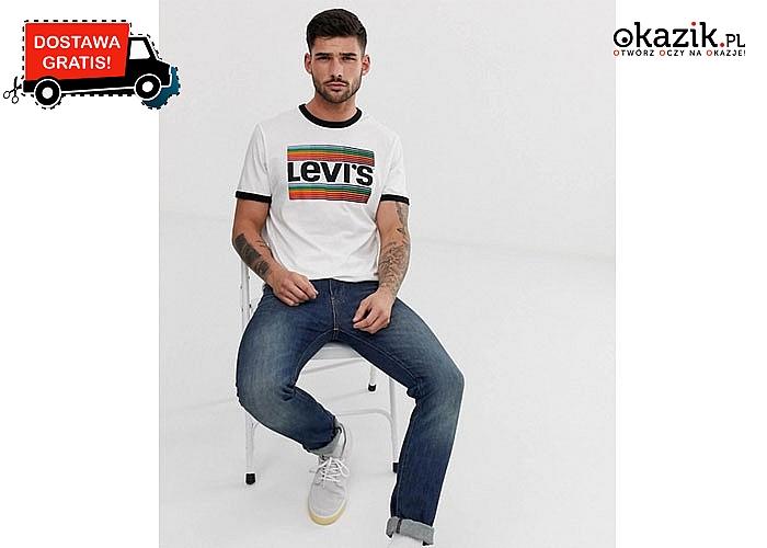 MUST – HAVE ! Świetna koszula LEVI'S  dla modnych mężczyzn!