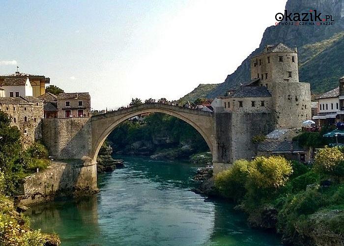 Wycieczka po Bałkanach - Bośnia i Hercegowina, Czarnogóra, Chorwacja! Wyżywienie! Opieka pilota! Autokar!