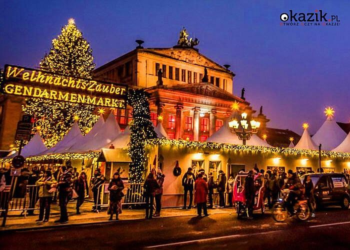 Jarmark Bożonarodzeniowy w Berlinie. Poczuj atmosferę świąt w stolicy Niemiec! Przejazd, zwiedzanie i opieka w pakiecie.