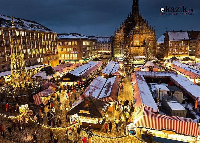 Jarmark Express Noryberga. Poczuj klimat zbliżających się Świąt Bożego Narodzenia!