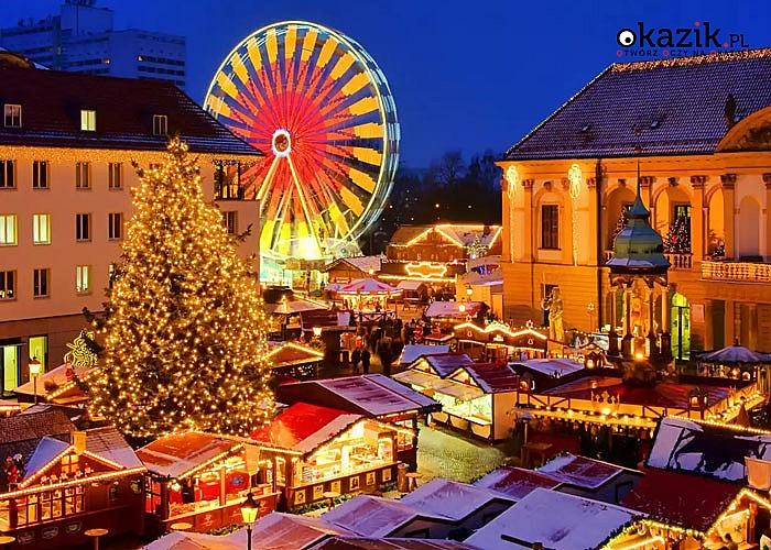 Jarmark Bożonarodzeniowy w Bratysławie! Autokar! Opieka pilota! Odkryj miejsce które urzeka niepowtarzalnym urokiem!