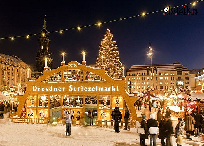 Najstarszy Jarmark Bożonarodzeniowy w Niemczech. W pakiecie przejazd, nocleg w hotelu i opieka pilota.