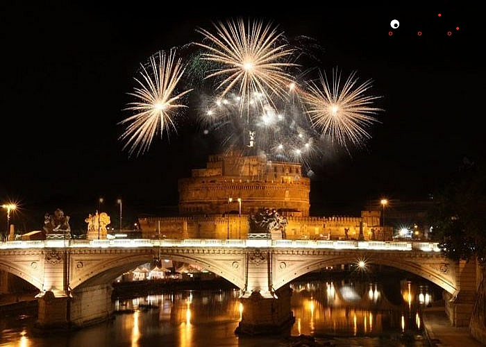 Przywitaj nowy rok w wiecznym mieście! Sylwester w Rzymie! Autokar klasy LUX! Noclegi w hotelach! Śniadanie! Pilot!
