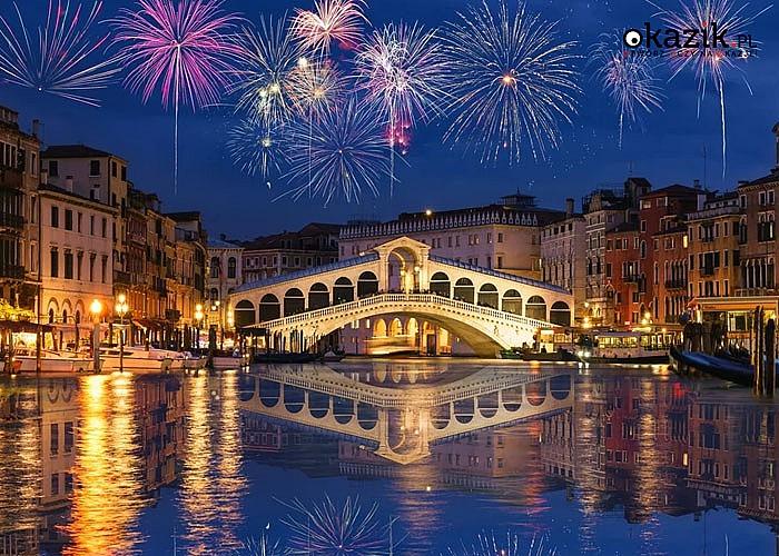 Sylwester w Wenecji Express! Autokar! Opieka pilota! Zwiedzanie wg programu!