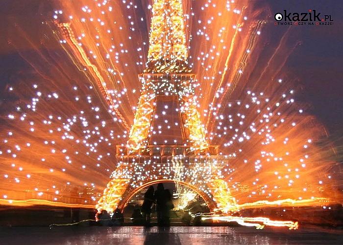 Sylwester w niepowtarzalnej atmosferze! Paryż Express! Autokar! Opieka pilota! Zwiedzanie wg programu!